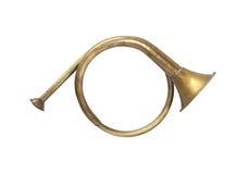Forntida horn Arkivfoton