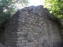 forntida hus Arkivbild