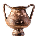 Forntida italienska kantharos royaltyfria foton