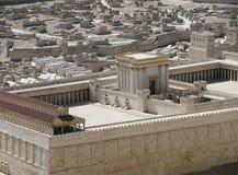 Forntida Jerusalem Royaltyfri Foto