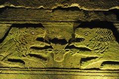Forntida judisk tomb royaltyfri fotografi