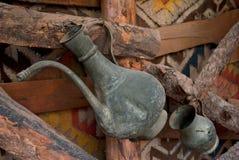Forntida köksgeråd royaltyfri fotografi