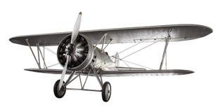 Forntida kampflygplan royaltyfri foto