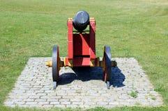 Forntida kanon Royaltyfri Foto