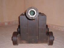 Forntida kanon Fotografering för Bildbyråer
