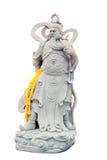 forntida kinesisk krigare Arkivfoton