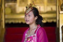 Forntida klänning Royaltyfri Bild