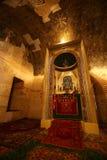 forntida klosterbroder för altare Arkivbild