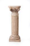forntida kolonn Fotografering för Bildbyråer