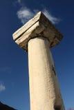 forntida kolonn Royaltyfri Foto