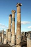 forntida kolonn Arkivbild