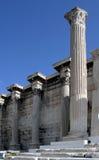 forntida kolonner Royaltyfri Fotografi