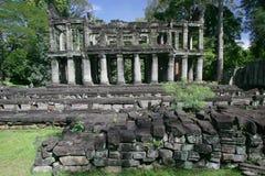 forntida kolonner Arkivbilder