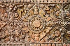 Forntida konst och kultur på den Phanom ringde nationalparken i norr öst av Thailand arkivbilder