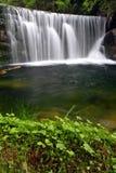forntida konstgjord vattenfall Royaltyfri Foto
