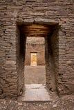 forntida korridor Arkivfoton