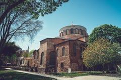 forntida kristenkyrka Historiskt värde Arkivbild