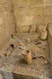 forntida krukmakeri Fotografering för Bildbyråer