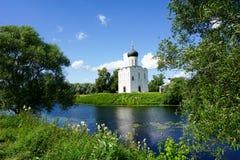 forntida kyrka Fotografering för Bildbyråer