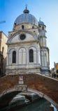 Forntida kyrka Royaltyfria Bilder