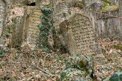forntida kyrkogård Royaltyfria Foton