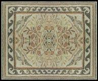 Forntida Macedonian mosaik arkivfoto