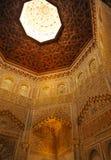 Forntida madrasa, Granada, Spanien Royaltyfri Fotografi