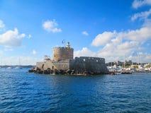 Forntida Marine Fort Arkivbilder