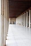 forntida marknadsplats Arkivfoton
