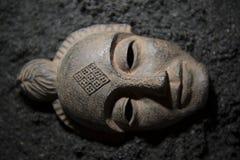 Forntida maskering  Royaltyfria Bilder
