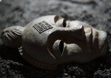 Forntida maskering  Royaltyfri Bild