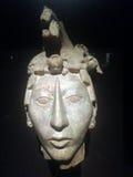 Forntida Maya Art royaltyfri foto