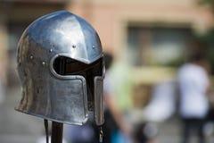 Forntida medeltida harnesk Royaltyfria Foton