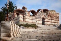 Forntida Messemvria Arkivbild