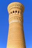 forntida minaret royaltyfria foton