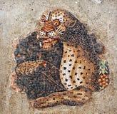 forntida mosaik Royaltyfria Foton