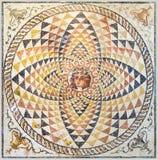 forntida mosaik Royaltyfria Bilder