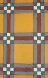 forntida mosaiktegelplatta Royaltyfria Bilder