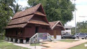 Forntida moské i Pattani Royaltyfri Foto