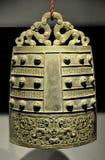 Forntida musikaliskt instrument arkivbilder