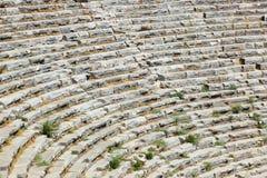 forntida myrakalkon för amphitheater royaltyfri fotografi