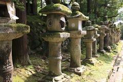 Forntida Nara Monuments arkivfoton