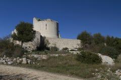 Forntida Noto, (Sicilien) Royaltyfria Bilder