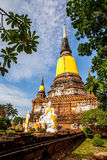 Forntida pagod Royaltyfri Fotografi