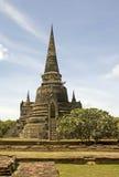 forntida pagoda Royaltyfri Fotografi