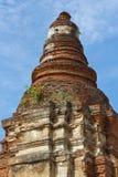 Forntida Pagoda Royaltyfria Bilder