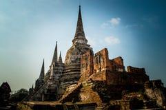 forntida pagoda Arkivfoton