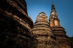forntida pagoda Fotografering för Bildbyråer