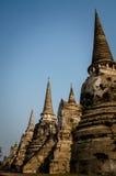 forntida pagoda Royaltyfri Bild