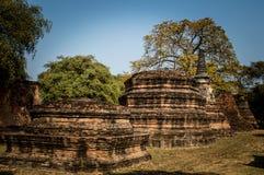 forntida pagoda Royaltyfri Foto